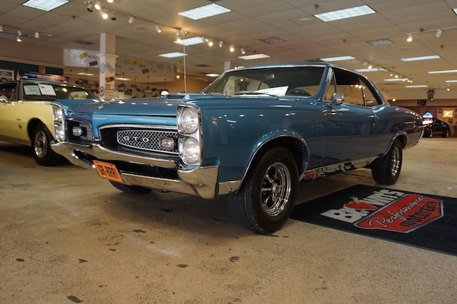 1967 Pontiac GTO SOLD TO FL Coupe Glen Burnie MD