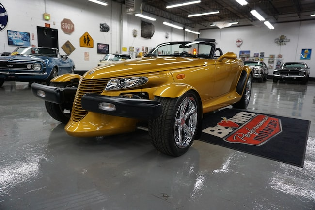 2002 Chrysler Prowler SOLD TO NAVADA  Convertible Glen Burnie MD