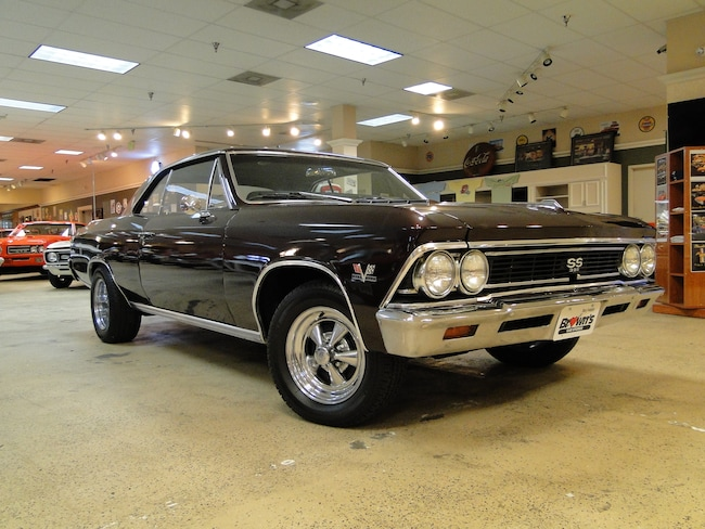 1966 Chevrolet Chevelle SOLD TO VT! Coupe Glen Burnie MD