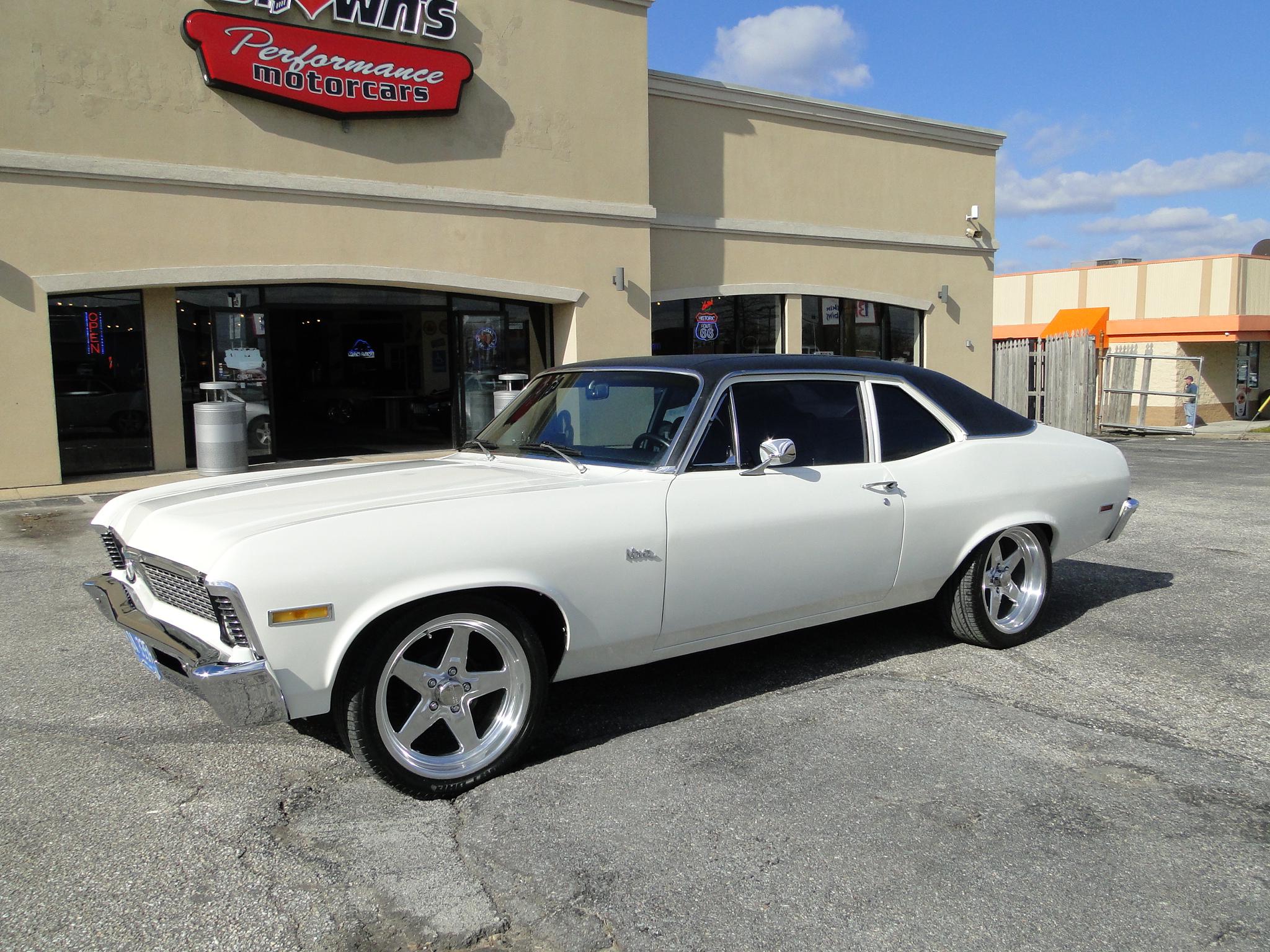 new 1972 chevrolet nova sold to ny