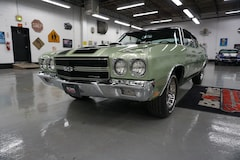 1970 Chevrolet Chevelle REAL SS NUMBERS MATCHING W/ BUILD SHEET  Coupe