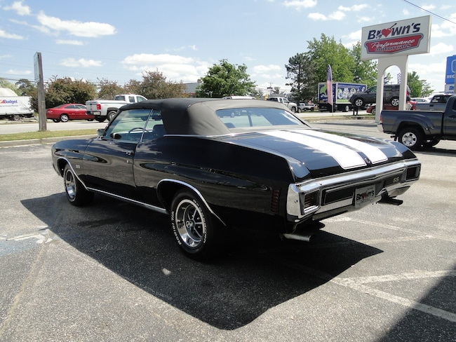 new 1970 chevrolet chevelle ss convertible glen burnie md baltimore r0340. Black Bedroom Furniture Sets. Home Design Ideas