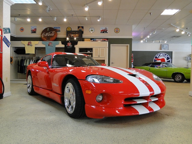 2002 Dodge Viper GTS SOLD TO MD! Coupe Glen Burnie MD
