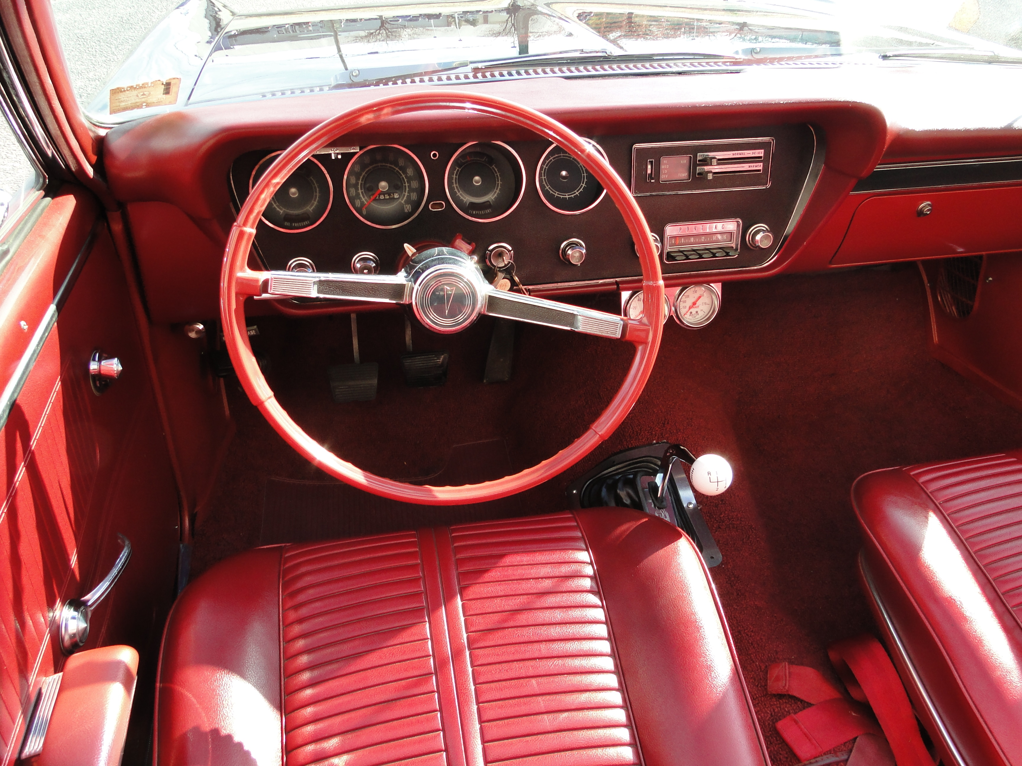 New 1966 Pontiac Tempest Custom Convertible   Glen Burnie ...