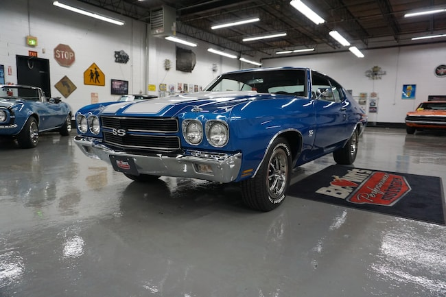 1970 Chevrolet Chevelle SOLD TO NY Coupe Glen Burnie MD