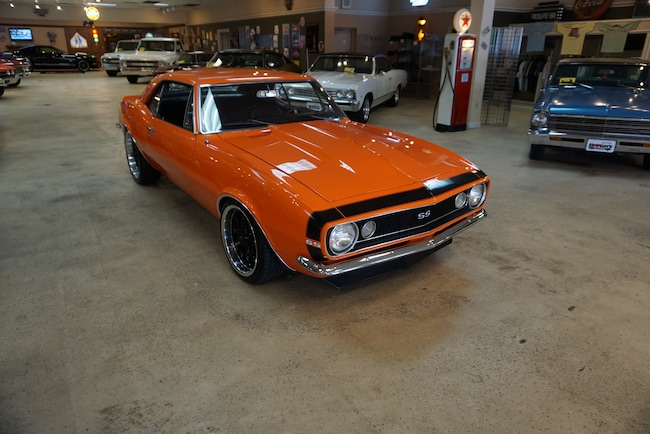 Used 1967 Chevrolet Camaro PRO TOURING SOLD TO CANADA For