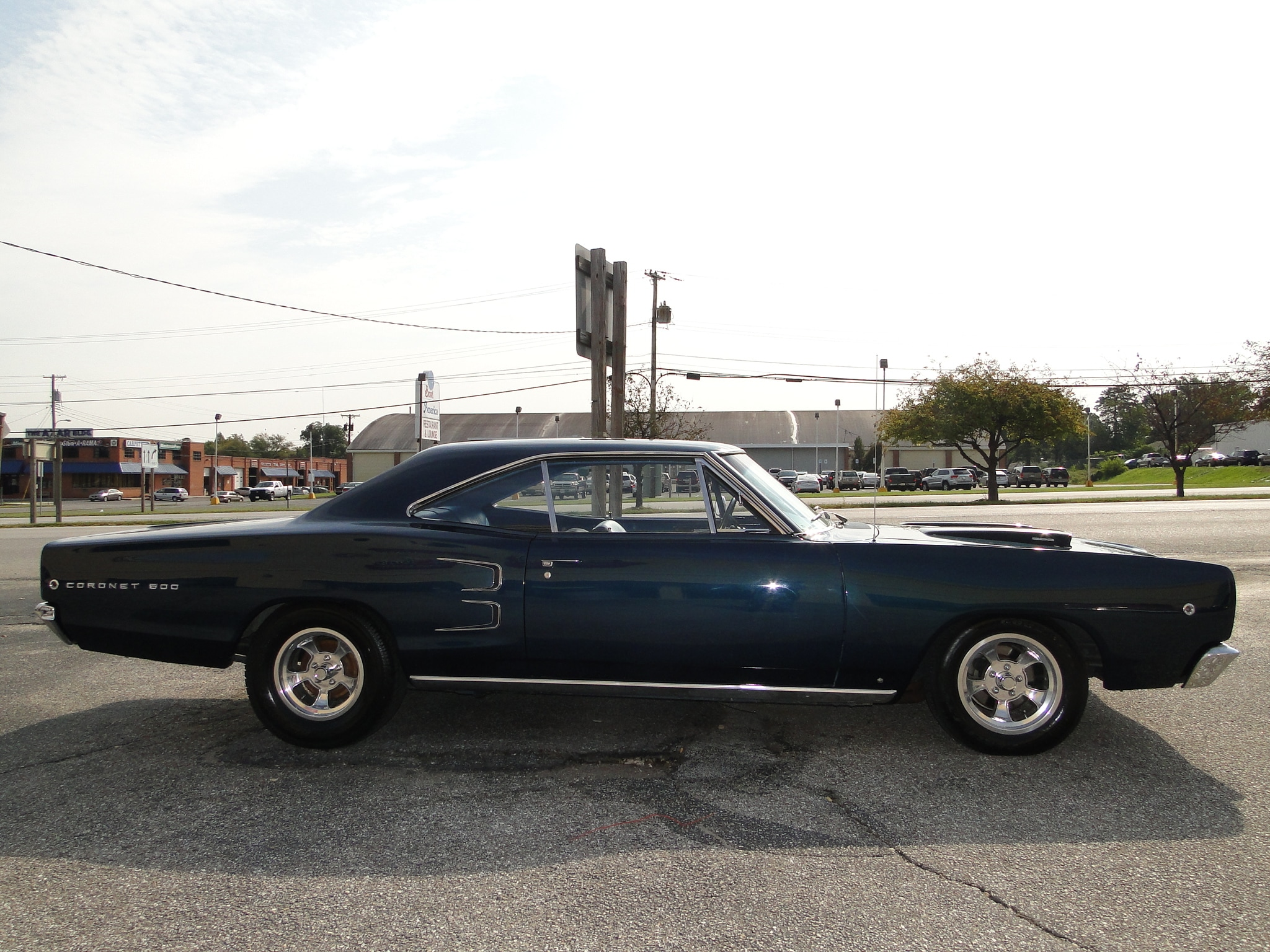 Browns Used Cars >> New 1968 Dodge Coronet 500 SOLD! | Glen Burnie MD, Baltimore | R0418