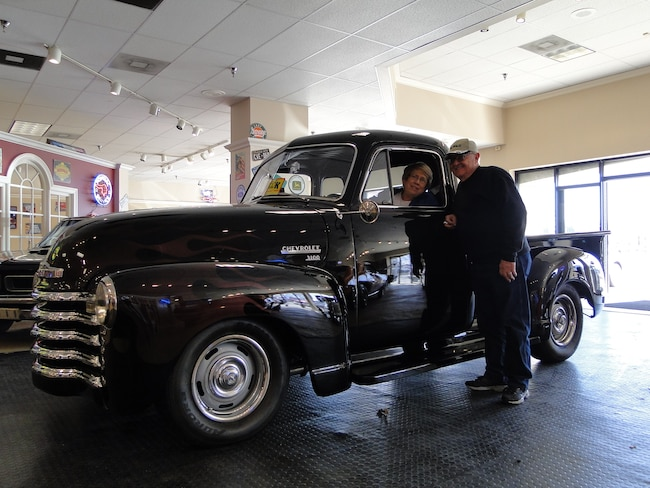 1951 Chevrolet 5 Window Pickup SOLD TO NC Truck Glen Burnie MD
