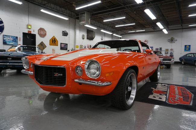 1972 Chevrolet Camaro Z-28 Tribute SOLD TO PA Coupe Glen Burnie MD