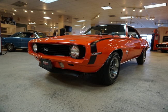 New 1969 Chevrolet Camaro NUMBERS MATCHING REAL SS SOLD TO PA | Glen