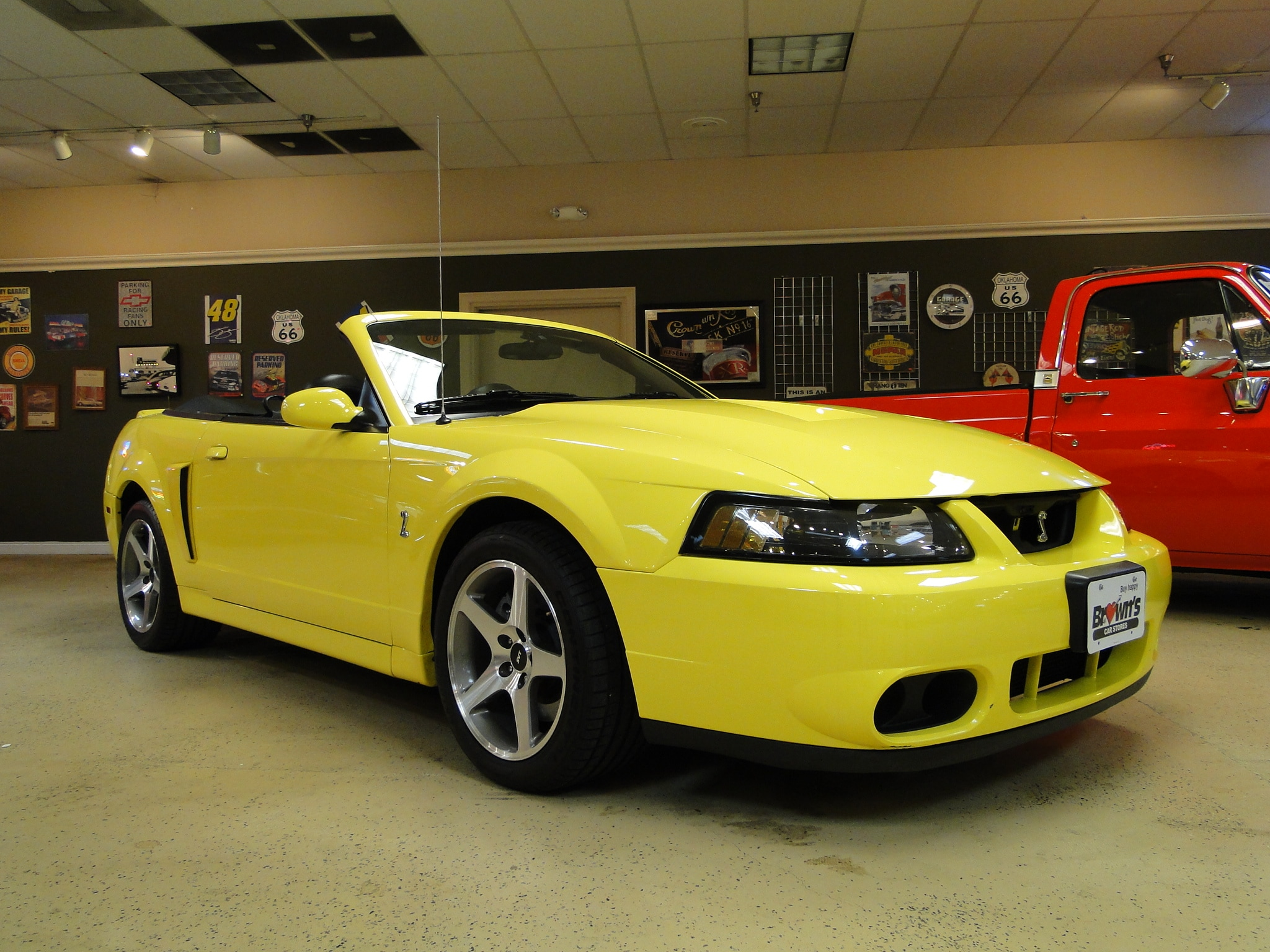 ford mustang svt cobra 2 dr supercharged coupe for sale in baltimore md cargurus. Black Bedroom Furniture Sets. Home Design Ideas