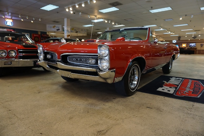1967 Pontiac GTO SOLD TO CA Convertible Glen Burnie MD