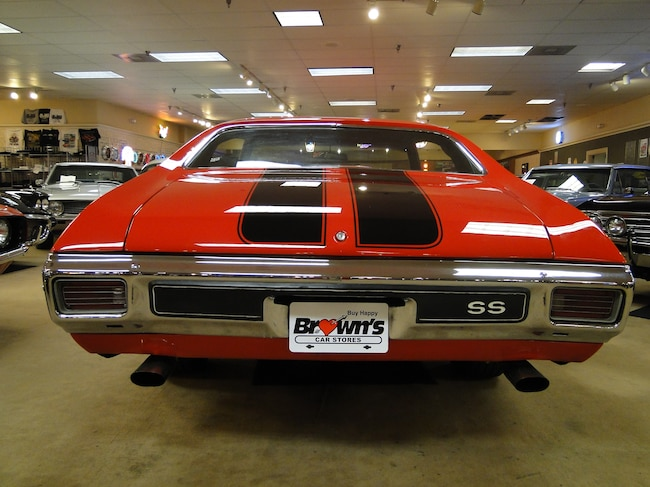 Used 1970 Chevrolet Chevelle For Sale at Brown's Performance