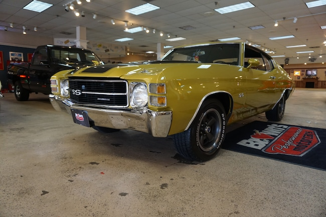 1971 Chevrolet Chevelle FULLY DOCUMENTED NUMBERS MATCHING SOLD TO MD Coupe Glen Burnie MD