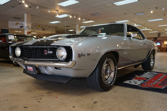 1969 Chevrolet Camaro REAL X-77 Z-28 SOLD TO AL Coupe Glen Burnie MD