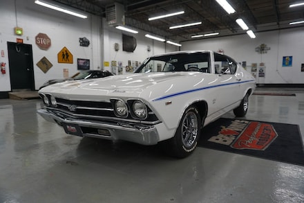 1969 Chevrolet Chevelle TRUE MATCHING NUMBERS SS 396 375HP Coupe