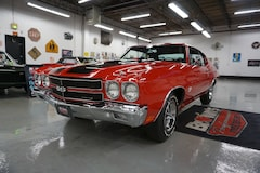 1970 Chevrolet Chevelle TRUE MATCHING NUMBERS SS Coupe