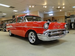 1957 Chevrolet Bel Air Pro  touring SOLD TO MD Coupe