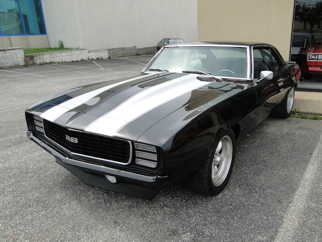 Used 1969 Chevrolet Camaro For Sale At Brown S Performance
