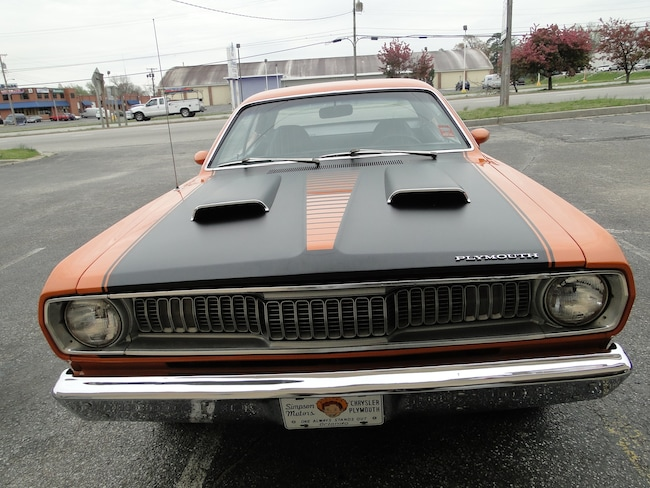 New 1971 Plymouth Duster 340 | Glen Burnie MD, Baltimore ...