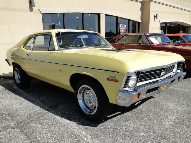 Browns Used Cars >> Used 1971 Chevrolet Nova For Sale at Brown's Performance Motorcars | VIN: 0000114271W107567