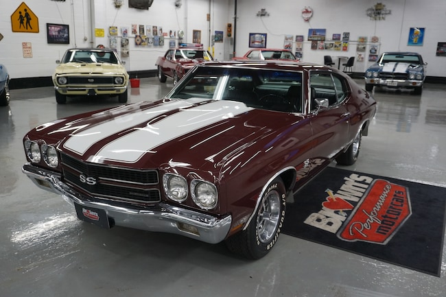 1970 Chevrolet Chevelle TRUE MATCHING NUMBER SUPER SPORT SOLD TO AUSTRALIA Coupe Glen Burnie MD