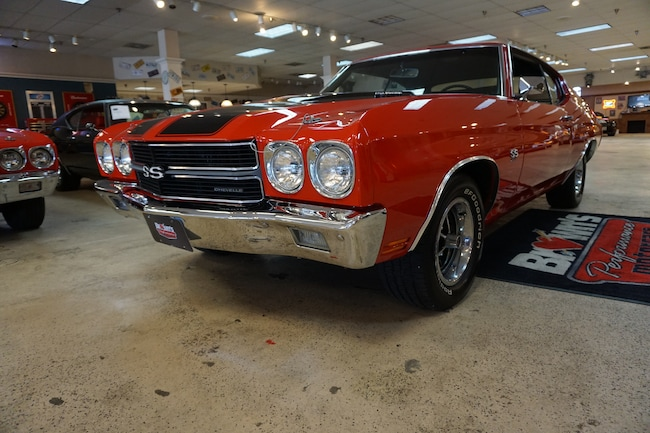 1970 Chevrolet Chevelle SS SOLD TO AR Coupe Glen Burnie MD