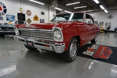 1966 Chevrolet Nova REAL SS Coupe