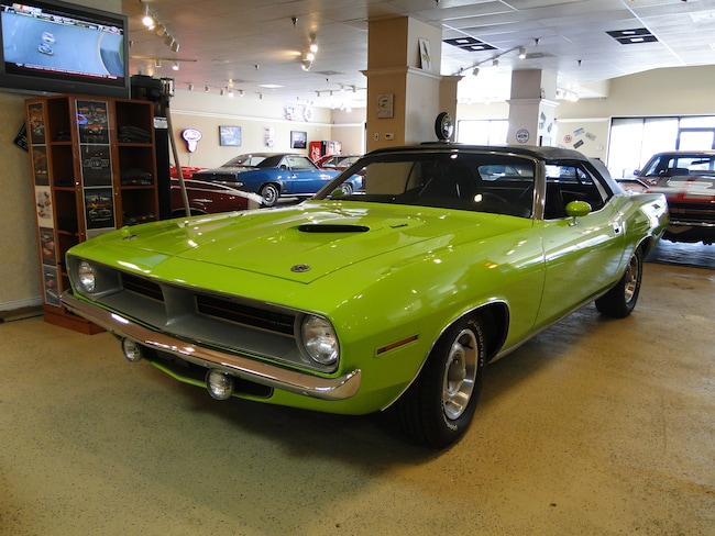 1970 Plymouth Cuda Numbers Matching 340 Convertible SOLD! Coupe Glen Burnie MD