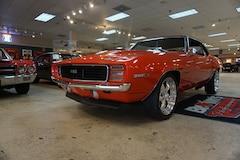 1969 Chevrolet Camaro PRO TOURING RALLY SPORT Coupe