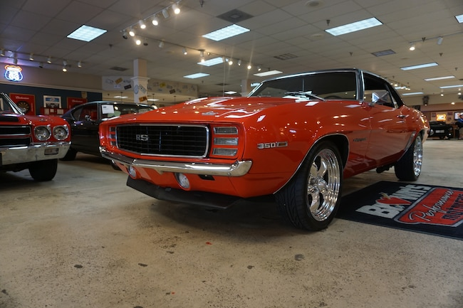 1969 Chevrolet Camaro PRO TOURING RALLY SPORT SOLD TO TX Coupe Glen Burnie MD