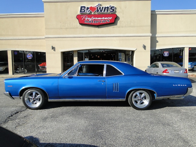 Used 1967 Pontiac Lemans Sold For Sale Stock Number R0431 In Va