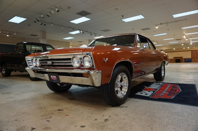 1967 Chevrolet Chevelle REAL Super Sport SOLD TO VA Coupe Glen Burnie MD