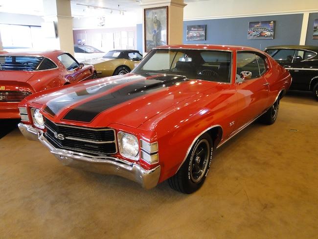 New 1971 Chevrolet Chevelle SS