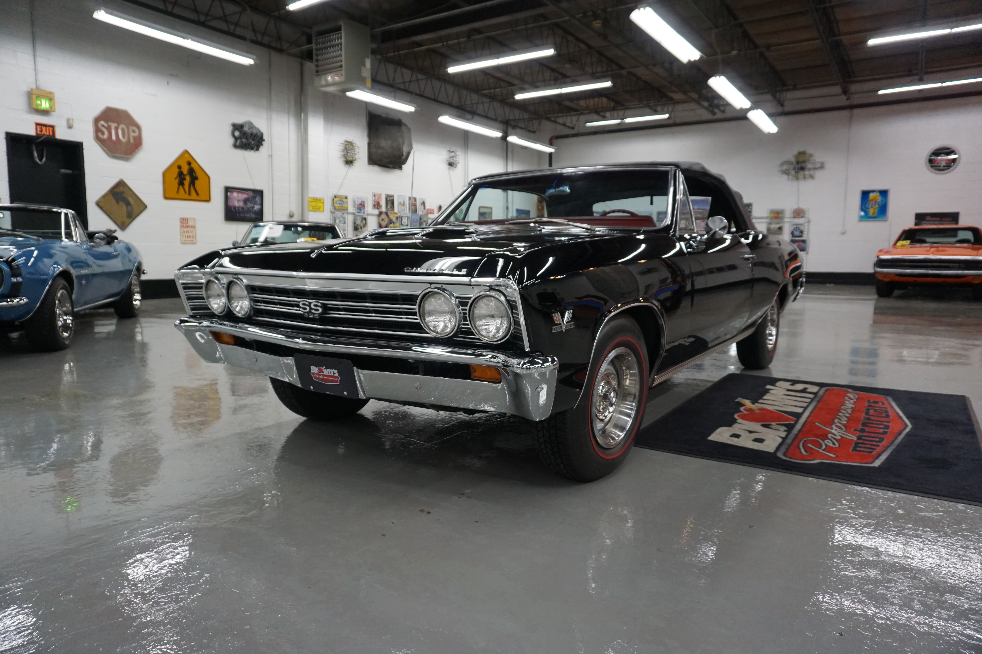 1967 Chevrolet Chevelle REAL NUMBERS MATCHING SS CONVERTIBLE Convertible
