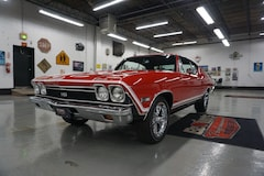1968 Chevrolet Chevelle Pro Touring!! Coupe