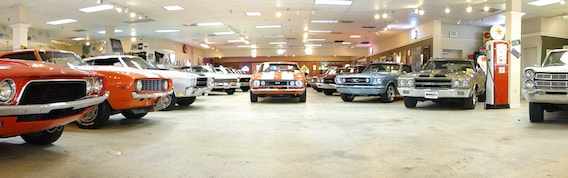 Brown's Performance Motorcars | Classic Muscle Car Dealer