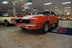1969 Chevrolet Camaro Matching Numbers Rally Sport Coupe