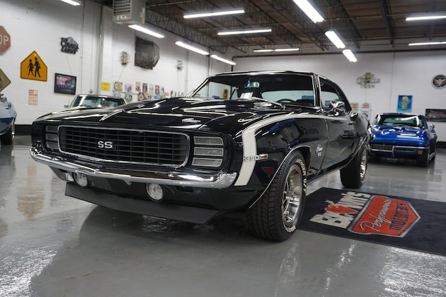 1969 Chevrolet Camaro X55 SS/RS SOLD TO WA Coupe Glen Burnie MD