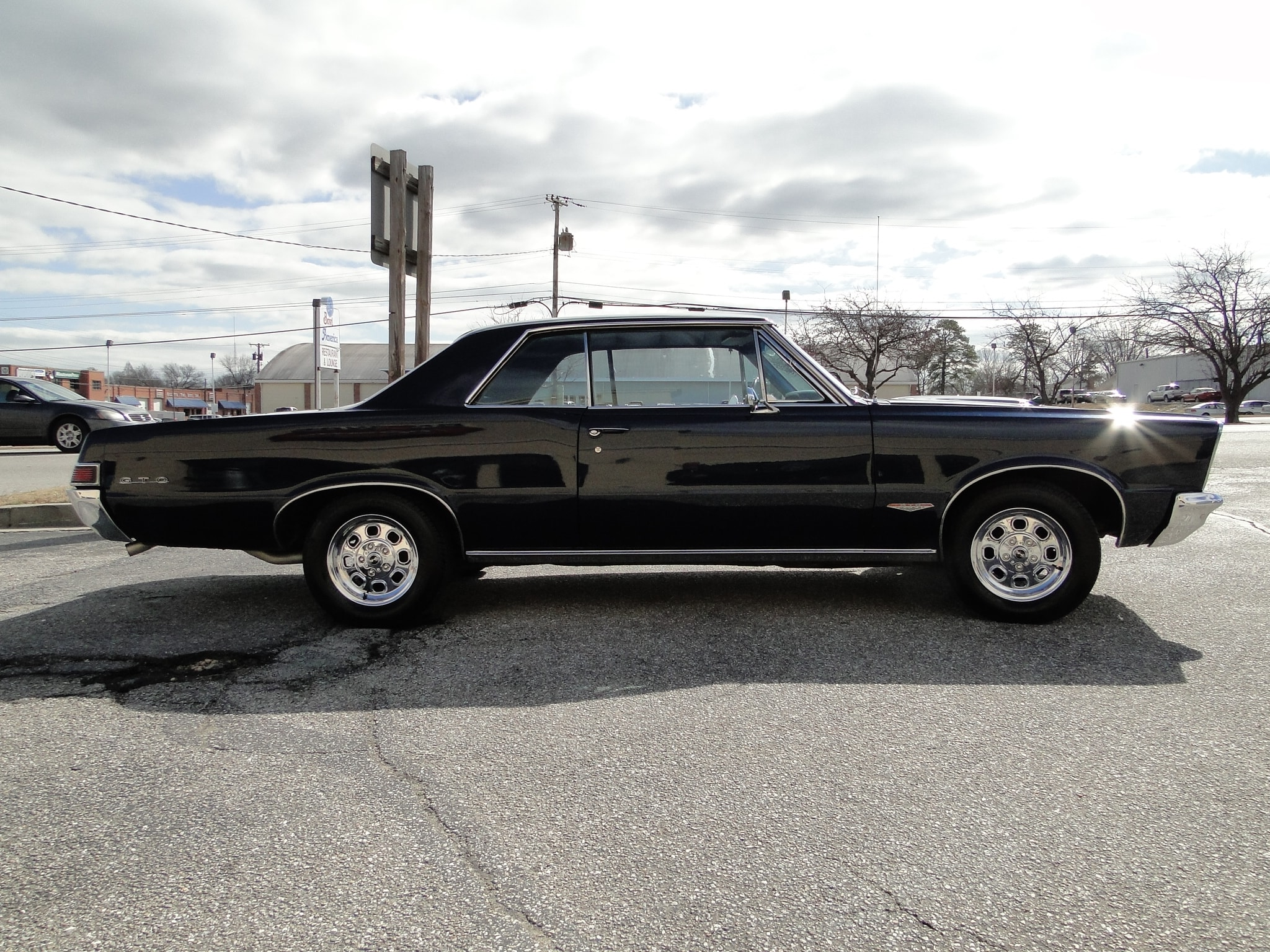 new 1965 pontiac gto 389 tri power sold glen burnie md baltimore r0451. Black Bedroom Furniture Sets. Home Design Ideas