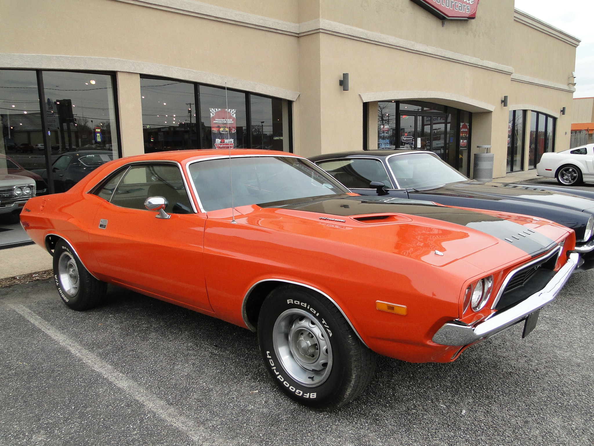 Browns Used Cars >> New 1972 Dodge Challenger Rallye | Glen Burnie MD ...
