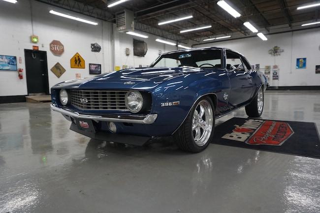 1969 Chevrolet Camaro Big Block frame off Restoration SOLD TO MD Coupe Glen Burnie MD