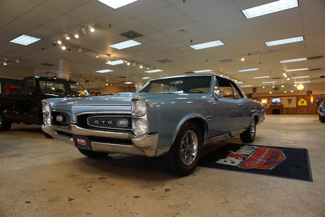 1967 Pontiac GTO Coupe Glen Burnie MD