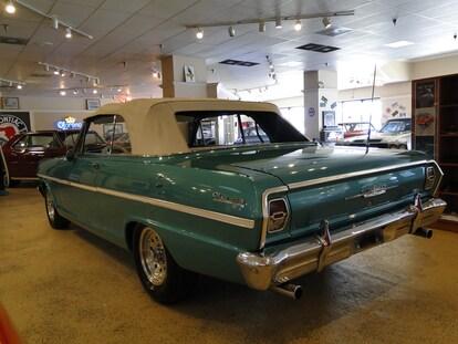 New 1963 Chevrolet Nova SS Convertible SOLD TO VA!   Glen