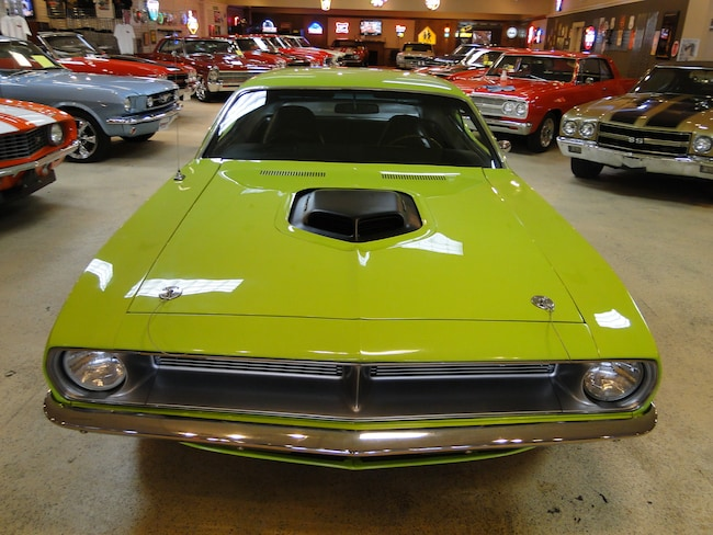 New 1970 Plymouth Cuda SOLD TO NY! | Glen Burnie MD ...