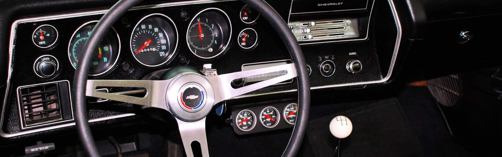 Brown\'s Performance Motorcars | Classic Muscle Car Dealer Baltimore ...