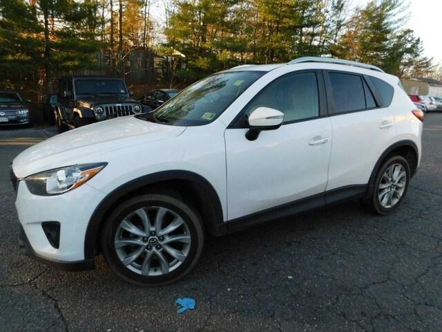 Used 2015 Mazda Mazda Cx 5 Grand Touring For Sale In Richmond