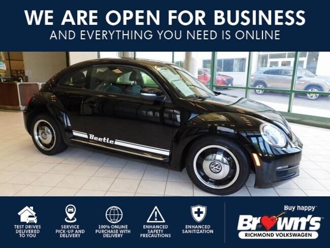Used 2012 Volkswagen Beetle 2.5L Hatchback Richmond VA