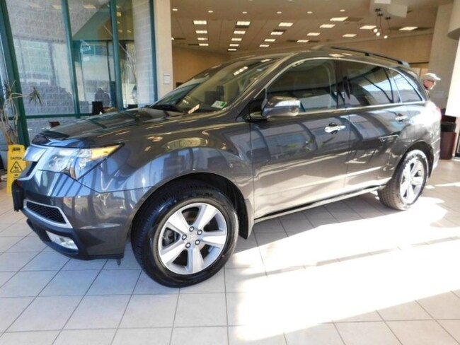 2012 Acura MDX SUV Richmond VA
