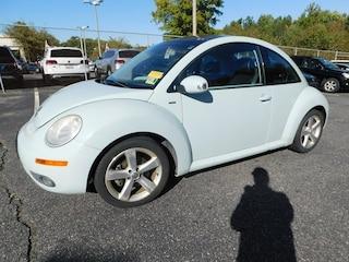 2010 Volkswagen Beetle 2.5L Hatchback